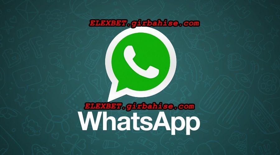 elexbet whatsapp